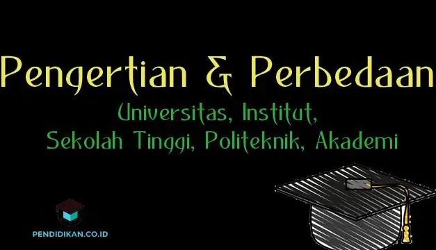 pengertian-universitas